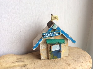 Beach hut - 18 March 2015