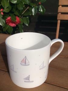 I love this mug (with earl grey tea) - 13 April 2015
