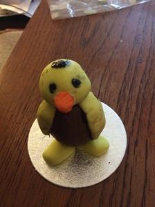 zombie duck - 3 April 2015