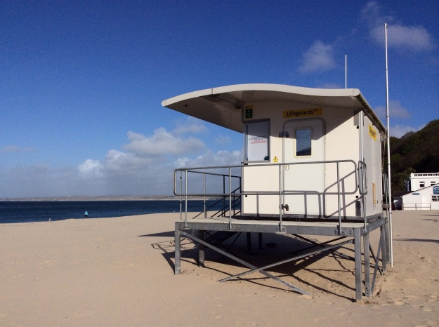 Life Guard Hut - St Ives