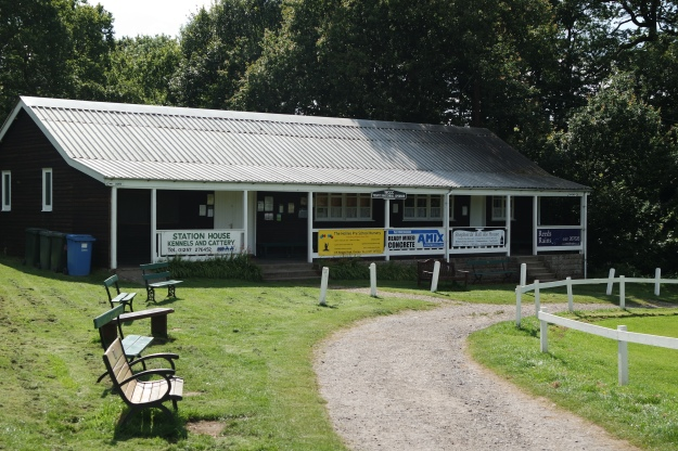 White Coppice Cricket Pavilion - 15 August 2015