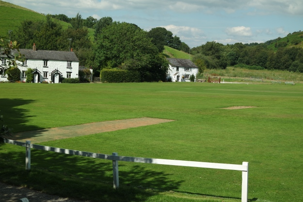 White Coppice Cricket Ground - 15 August 2015