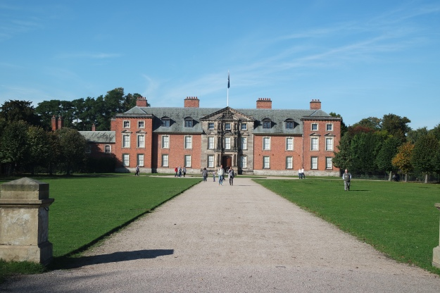 Dunham Massey mansion - 5/100 #100happydays