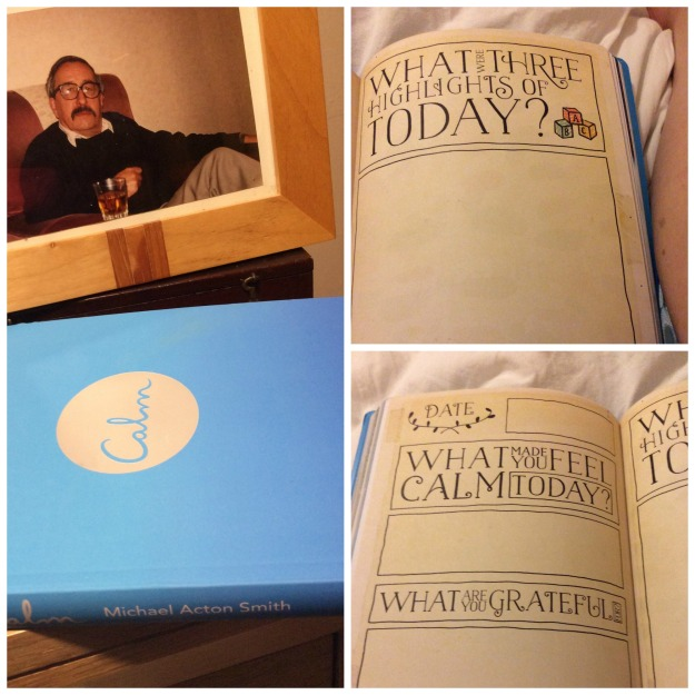 Calm Journal - Michael Acton Smith #100happydays