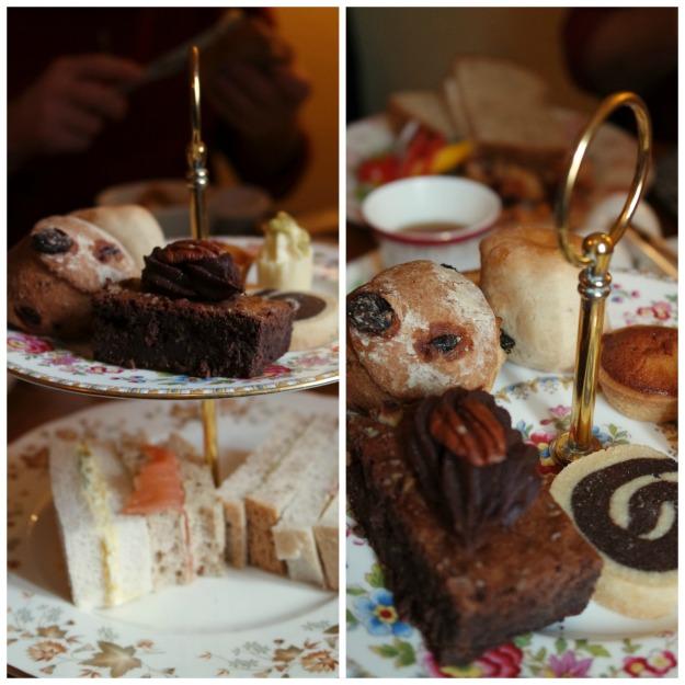 Afternoon tea cakes Tatton Park