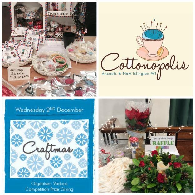 #100happydays Cottonopolis WI December meeting
